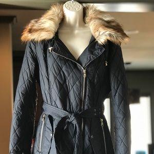 1e638edc05d Women s Steve Madden Faux Fur Coat on Poshmark